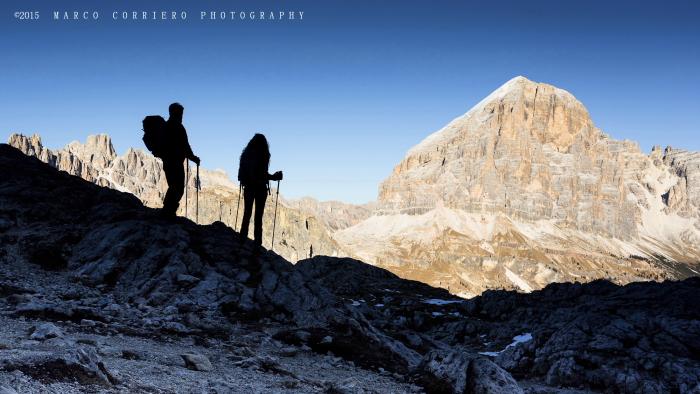 escursioni Lagazuoi e Tofane