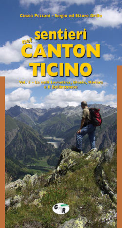 trekking Canton Ticino