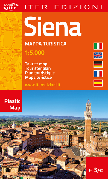 Siena mappa plastificata