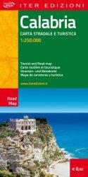 Calabria carta stradale e turistica