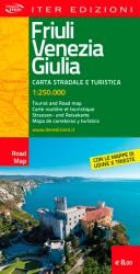 Carta stradale e turistica del Friuli Venezia Giulia
