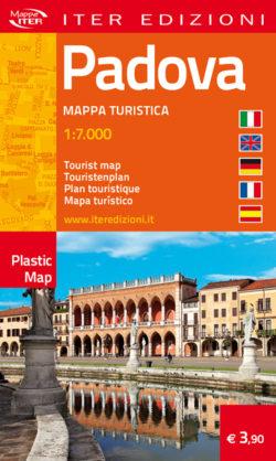 carta turistica Padova