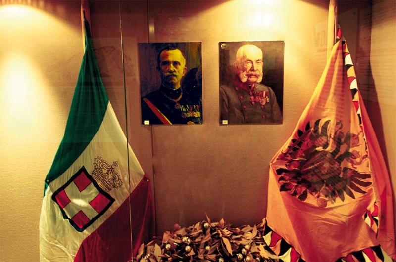 Marmolada, Museo Grande Guerra