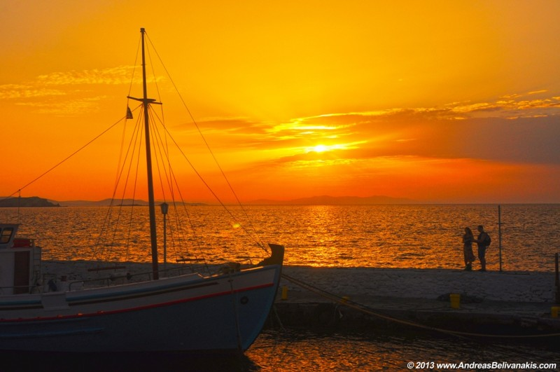 Mykonos-Grecia-tramonto