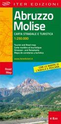 Abruzzo e Molise carta stradale e turistica
