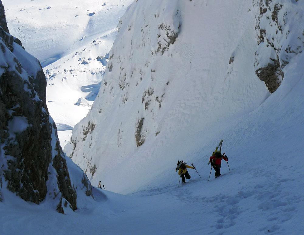Scialpinismo Mazzoleni