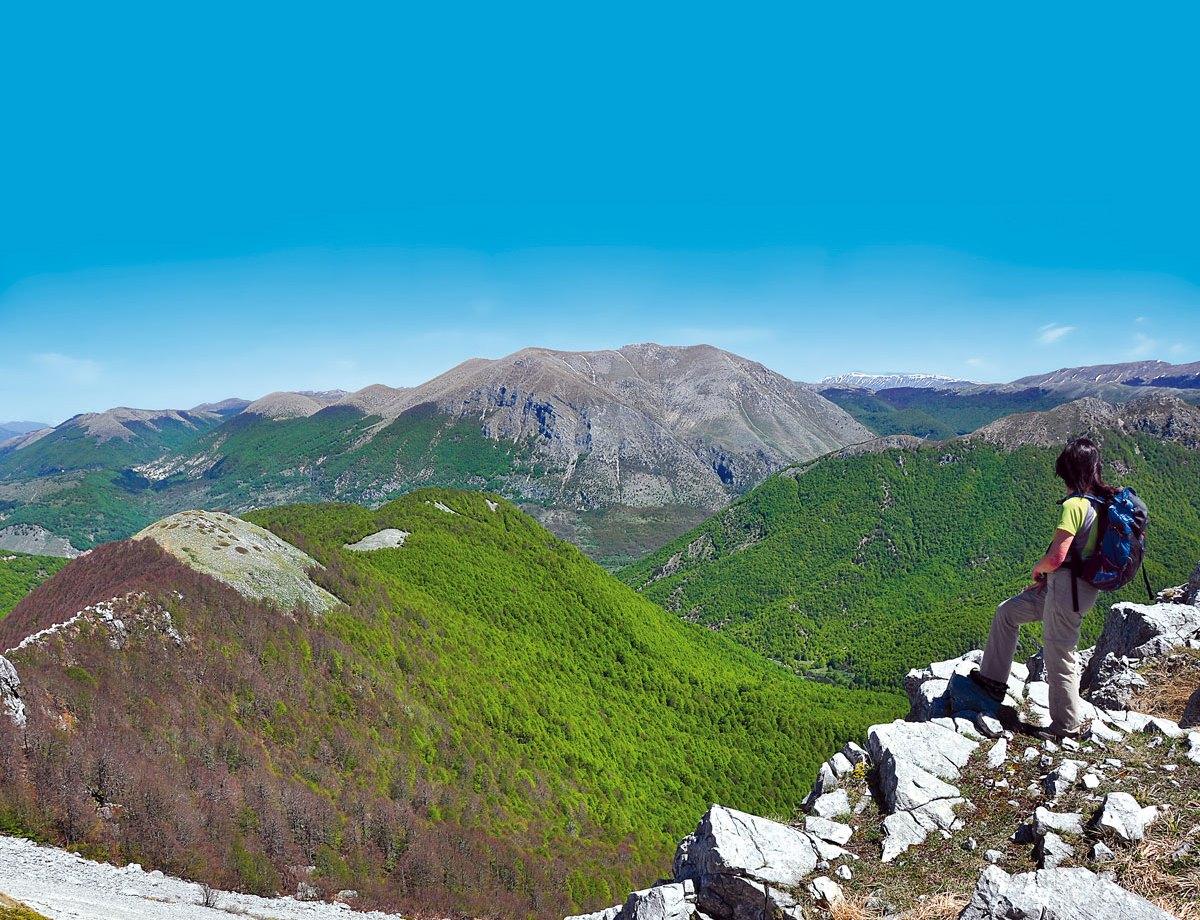 Monte San Nicola Parco Abruzzo