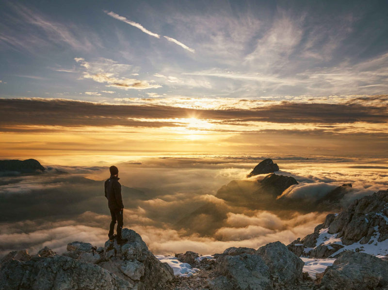 escursioni sulle Alpi Giulie