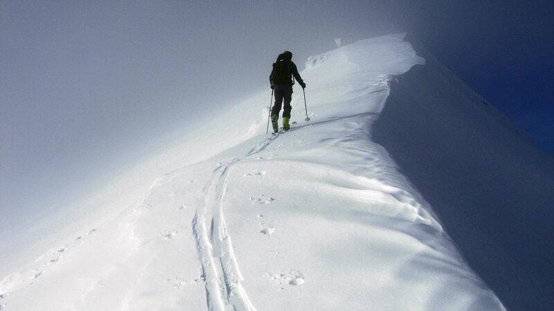 Scialpinismo sui Monti Ernici