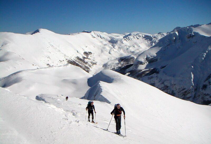 scialpinismo sul murolungo