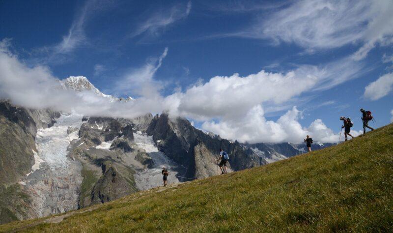 Balconata sul Monte Bianco